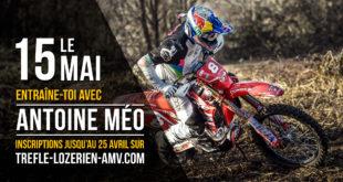 Entrainement avec Antoine Méo - Trèfle Lozérien AMV