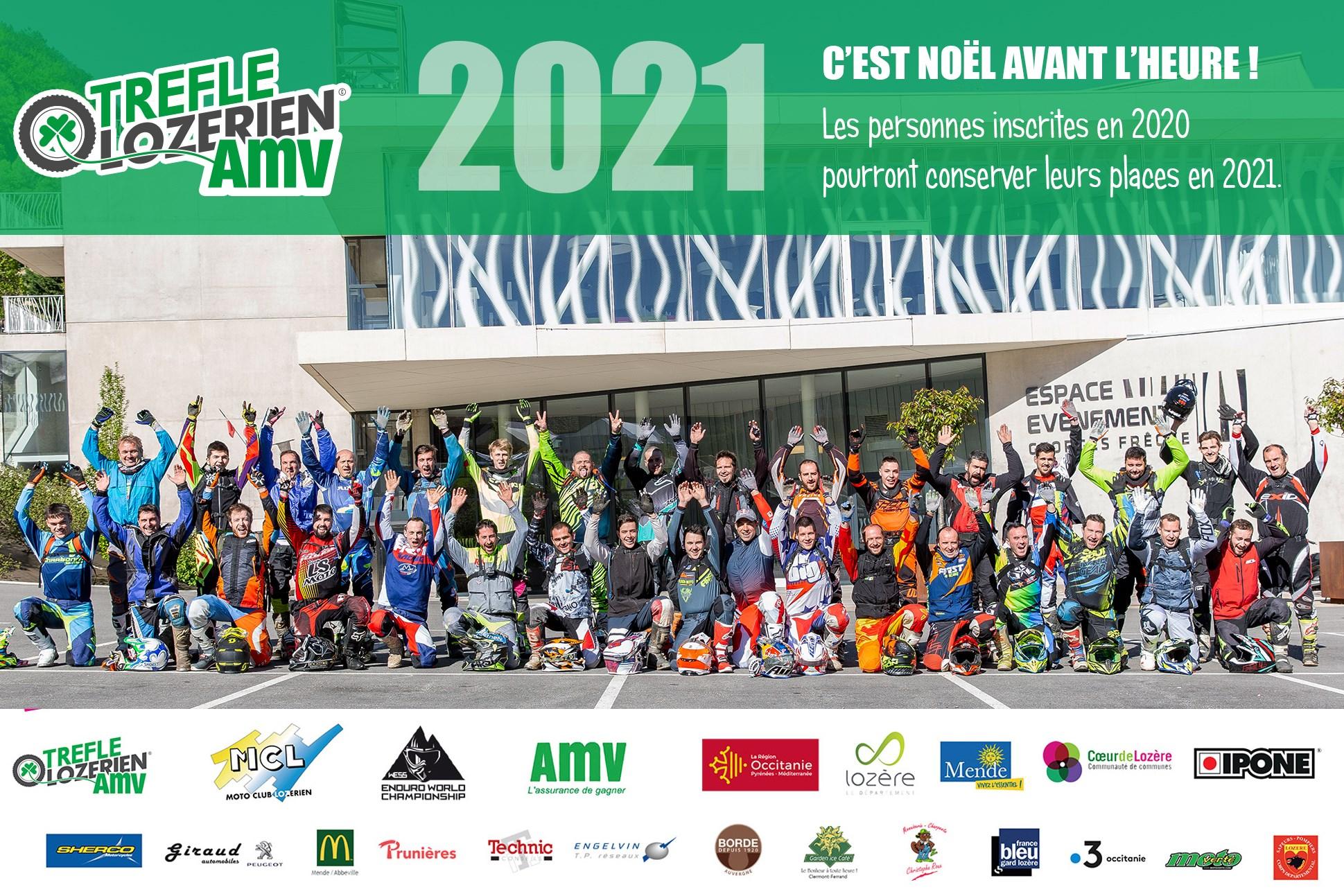 Trèfle Lozérien AMV 2021