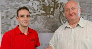 Emilien Osmont et Philippe Boulet